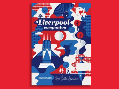 Herb Lester Liverpool Travel Guide