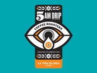 5AM Drip Coffee badge