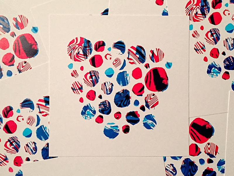 abstract prints by john mata dribbble dribbble
