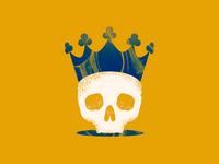 Skull Crown Grain