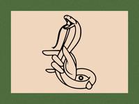 Snake Eye Icon