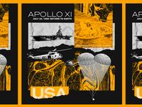 Apollo XI - Return to Earth