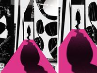 Unused collage illustration
