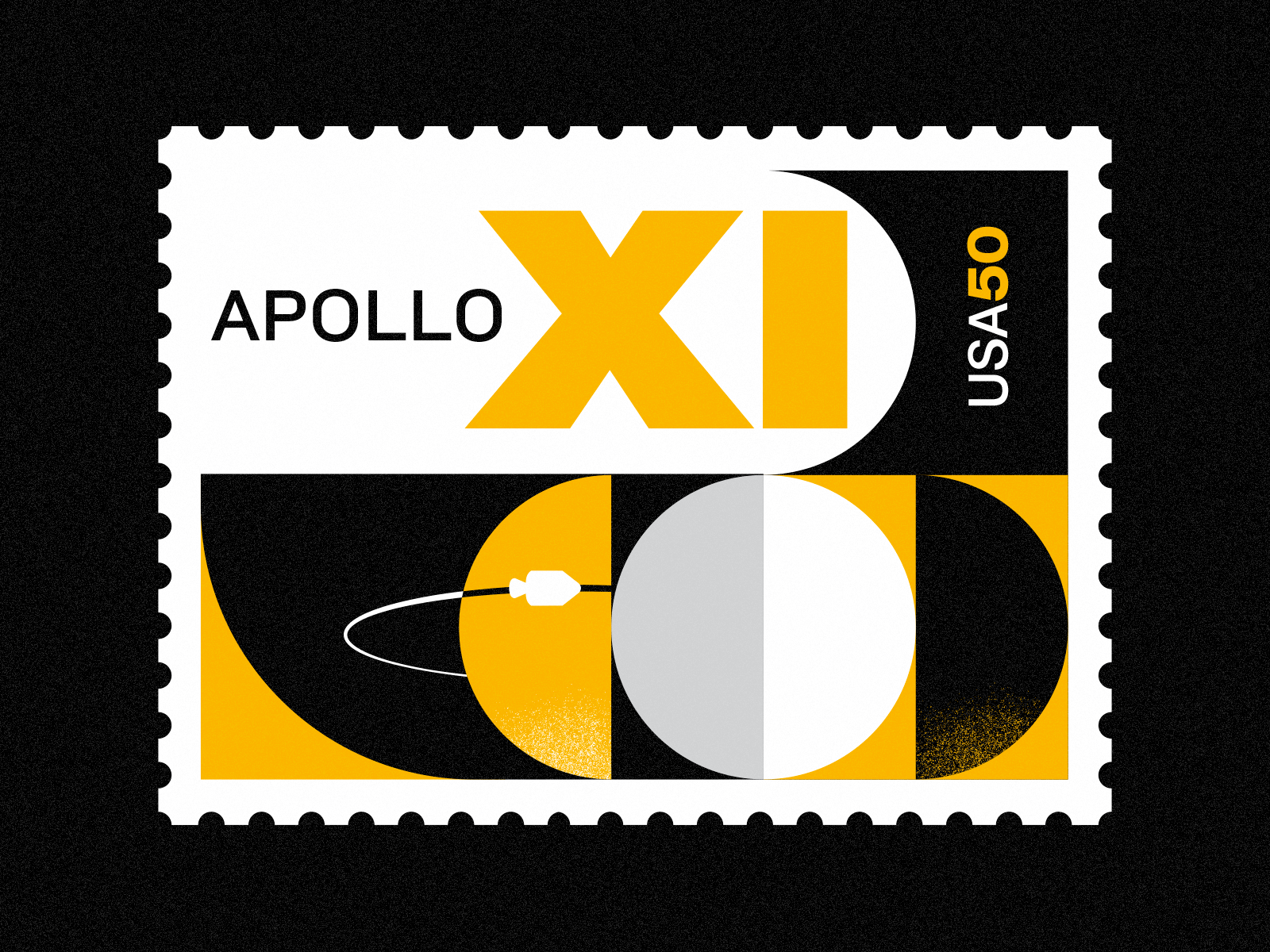 Nasa stamp3 johnmata