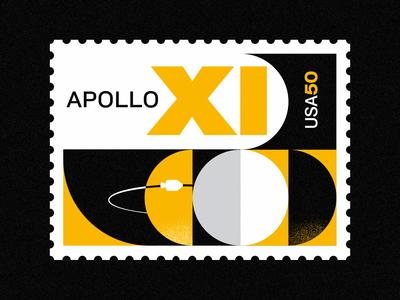 Apollo XI - 50th Anniversary