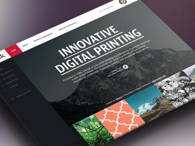 Mariak | Website Concept