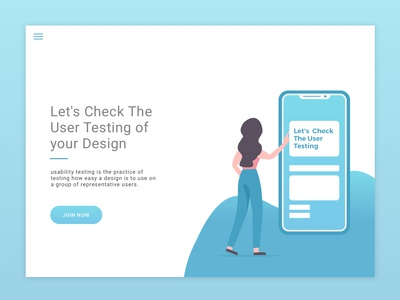 Let's Check The  User Testing of  your Design