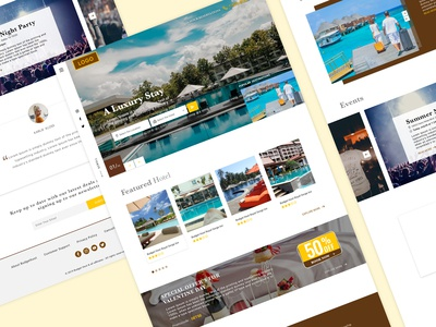 UI For Hotel