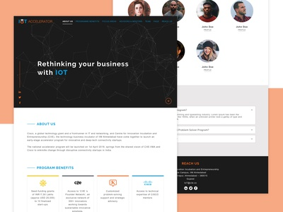 IOT Website