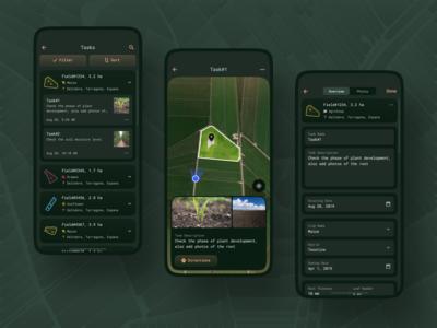 Scouting Mobile App / Tasks