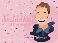 Hello Dribbble & dribbblers!
