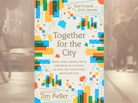 Together for the City Book Cover Comp