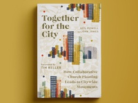 Together for the City Book Cover Concept