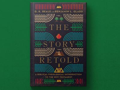 The Story Retold Book Cover design art illustration graphic design dustjacket book art book design bookcover packaging bookcovers cover book jacket publishing book cover book