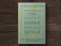 The Story Retold Book Cover Design