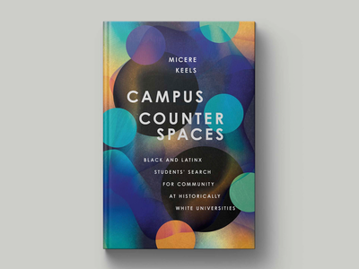 Campus Counterspaces Book Cover Design