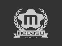 Medasu Logo, Banner & Laurel