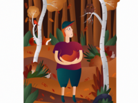 Alone In The Forest.4png