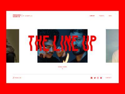 Primavera Sound L.A 2020 — lineup💥
