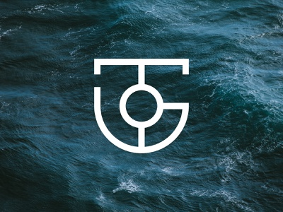 TOG brand lettermark monogram identity minimalist icon branding symbol modern logo