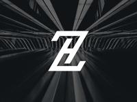 ZH Monogram Logo