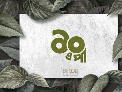 Bangla Typography 10 e 10
