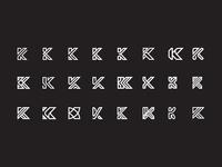 K letter Exploration