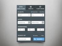 Booking UI/UX
