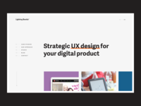 UX Studio Website