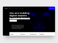 Digital Agency Website Concept