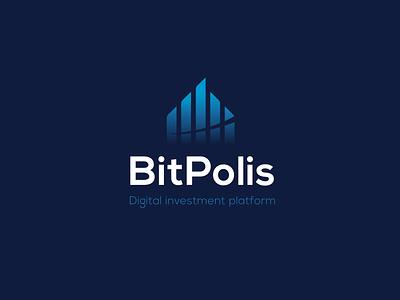 Logo digital investment crypto identity branding logo 2d logo design logo