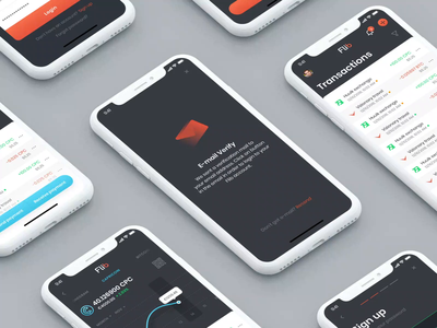 Multicurrency wallet UI crypto currency crypto icons finance app finance bitcoin wallet payment ios interface ui ux app