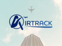 Airtrack - Airline logo