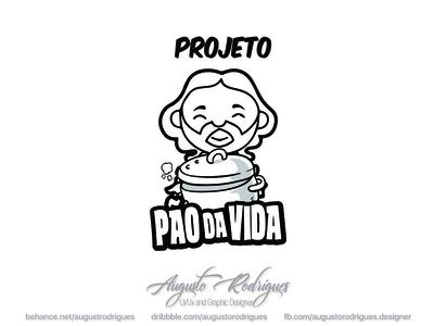 Project Pão da vida Logo