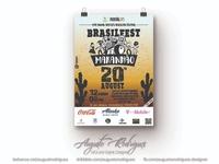 Poster BrazilFest 2017