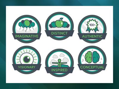 Agency Adventure Badges