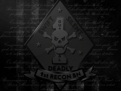 Black 1st Recon BN