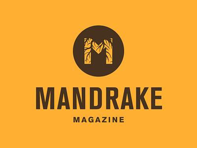 Mandrake Magazine logo magazine