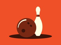 Sterling Bowling Illustration