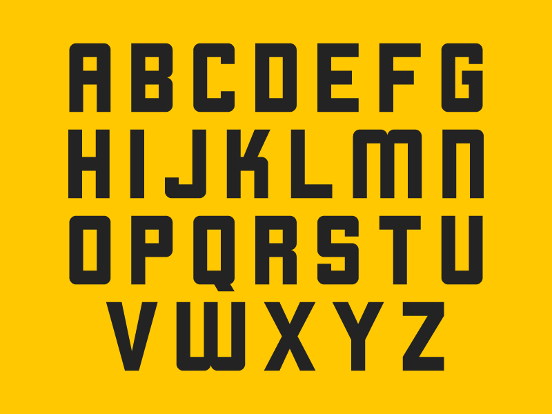 Cornerstone - Free Font typefact type modular freebies freebie font free free font