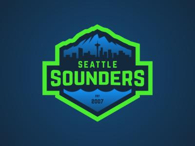 Seattle Sounders - In Progress 1