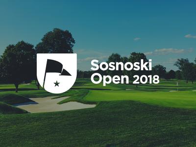 Sosnoski Open Logo