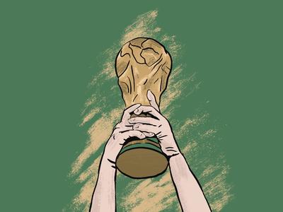 World Cup Illustration