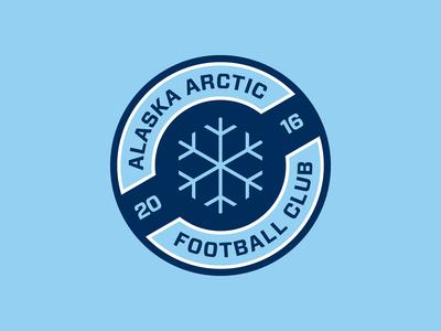 Alaska Arctic FC Crest