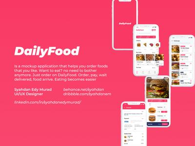 Dailyfood UI #3
