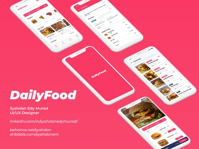 Dailyfood UI #1