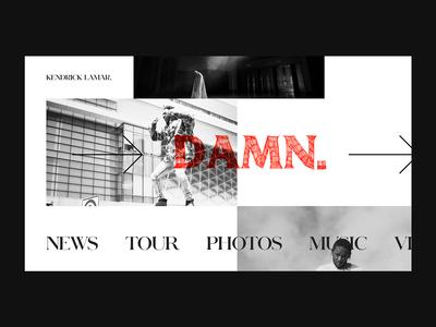 Website Kendrick Lamar