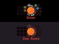Starlife Star Interface