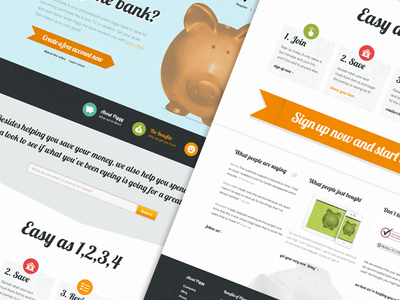 Bank those pennies. texture arrows iconography lollobsterfont pig