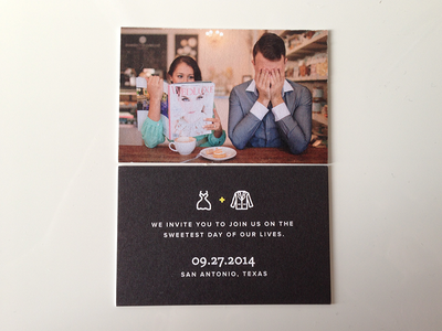The Sweetest Day business card